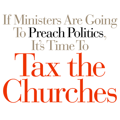 tax churches